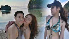 สวีทสุด!!! รูปคู่ออกสื่อครั้งแรก ปู แบล็กเฮด-นุ๊กซี่ หวานน้ำทะเลจืด