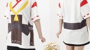 แค่เสื้อยืดก็คอส Kantai Collection ได้แล้ว!