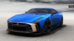 Nissan คอนเฟิร์มผลิต รถต้นแบบ Nissan GT-R50 Limited ด้วยราคา 37 ล้านบาท