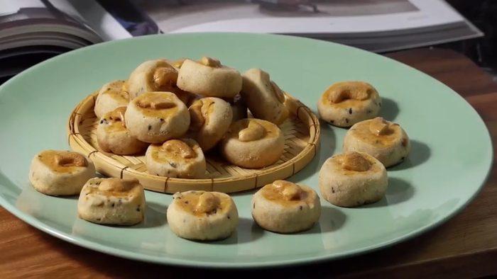 วิธีทำ คุกกี้สิงคโปร์ เคี้ยวเพลินๆ อร่อยง่ายๆ ที่บ้าน