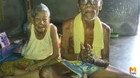 วอนช่วยตาวัย 78 พิการขา-ตาบอด ยายวัย 90 คอยหาเลี้ยงด้วยความยากลำบาก