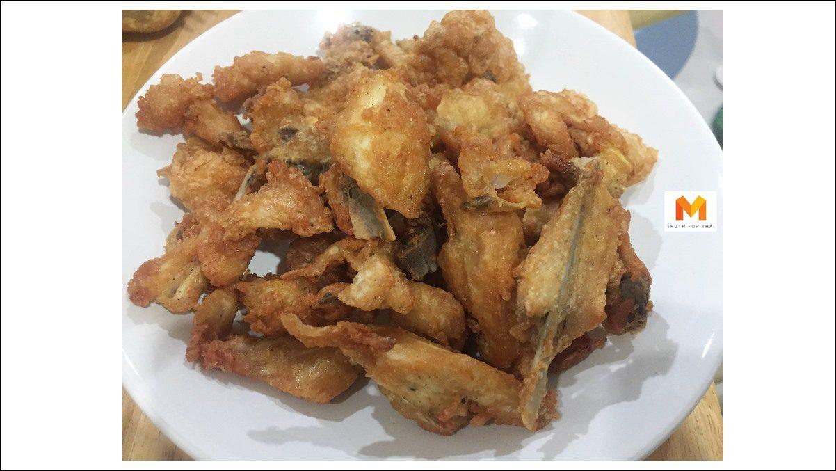 เปลี่ยนเมนูไก่ไหว้เจ้า ให้เป็น ไก่ชุบแป้งทอด อร่อยแบบกรอบนอกนุ่มหนึบข้างใน