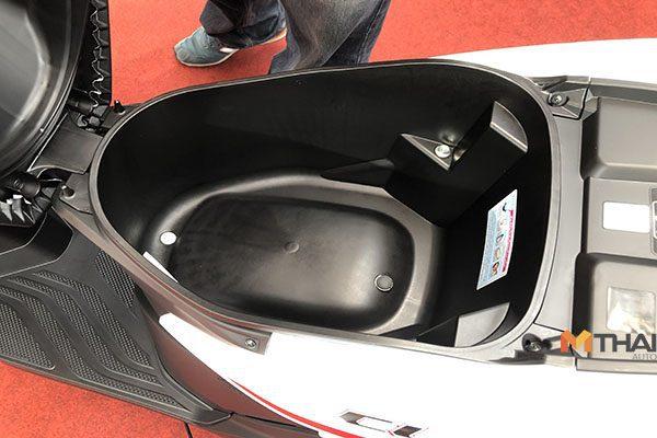 New Honda Click 150i