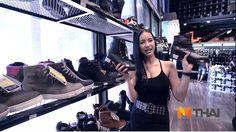 แอนนี่ ปริศนา แนะนำ รองเท้าบู๊ทสำหรับไบค์เกอร์ คู่ไหนใช่สำหรับคุณ!!