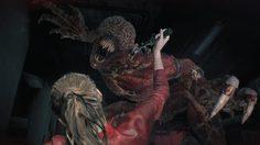 Gameplay ล่าสุดจากเกม Resident Evil 2 Remake เมื่อ Claire ต้องปะทะกับฝูง Licker