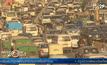 ความโกลาหลของถนนในกรุงนิวเดลีของอินเดีย