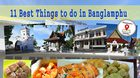 11 Best Things to do in Banglamphu