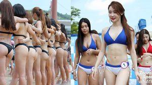Sexy Back Contest 2016 งานประกวดสาวก้นสวยประจำปีที่แดนกิมจิ