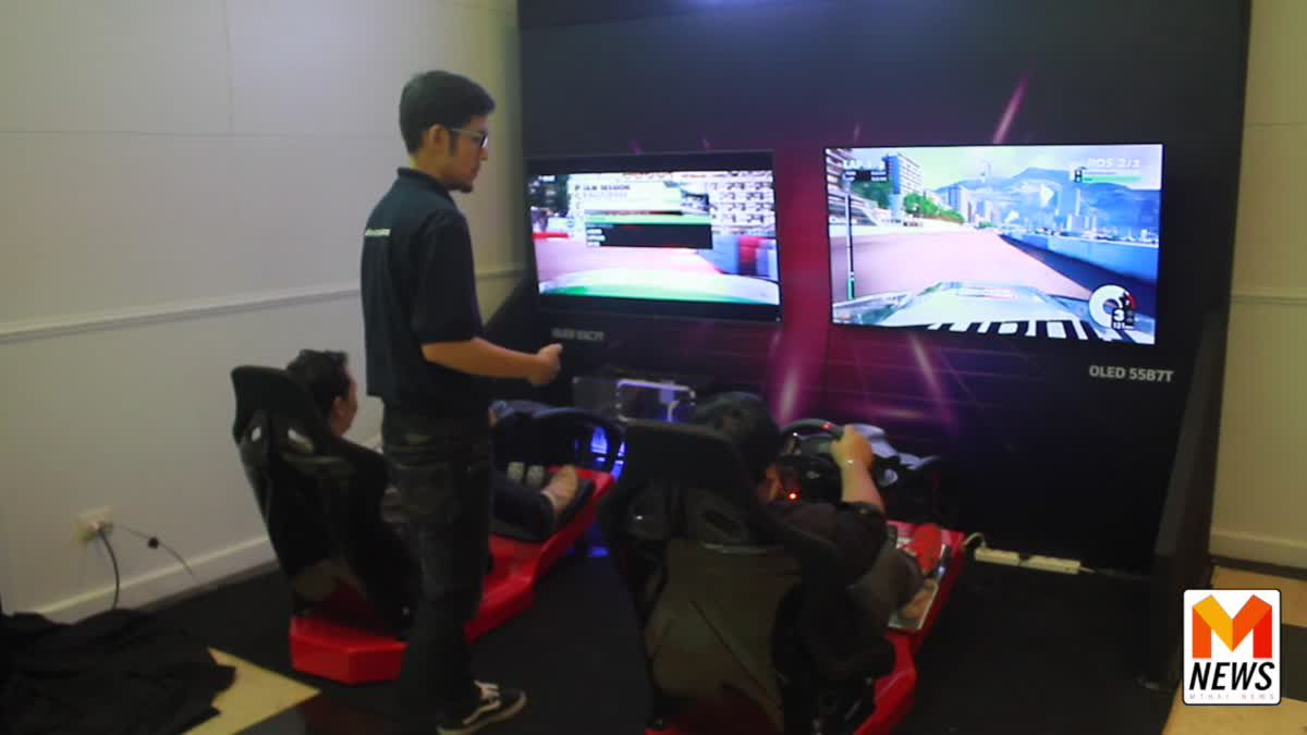 'แอลจี' ประเทศไทยเปิดตัว OLED TV ซีรี่ย์ G7T มั่นใจผู้นำในตลาดทีวี 4K