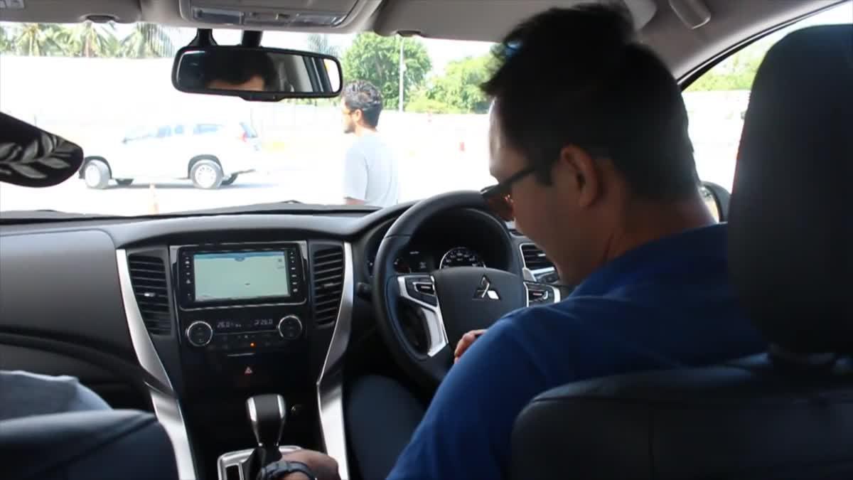 [Proving Ground] Mitsubishi Pajero Sport 2015 เจาะลึกเทคโนโลยี PJS ในแบบ ลองขับ กึ่ง อบรม