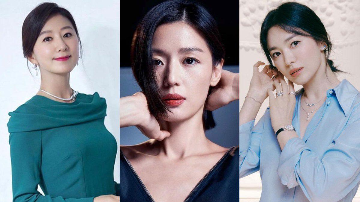 10 นักแสดงหญิงเกาหลี รุ่นใหญ่ ผู้ครองฉายา Beauty Inspirations