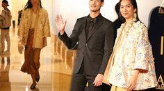 ไม่ธรรมดา!! ส่องแฟชั่นเดินพรมแดงของผู้กำกับคนเก่ง นุชี่ อนุชา บนเวที Asian Film Awards