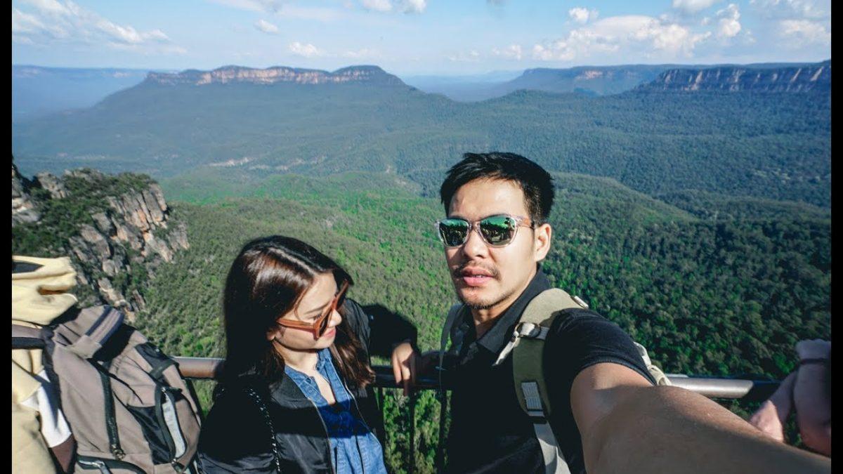 AUSTRALIA ep11 //เที่ยวออสเตรเลีย// blue mountain sydney