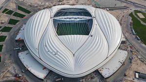 ชาวเน็ตแซวสนามฟุตบอล World Cup 2022 ที่กาตาร์ มองยังไงก็เหมือนกับ…. อวัยวะเพศหญิง!!