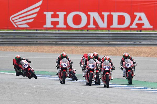 Honda Thailand Talent Cup 2021