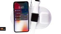 หลุดข้อมูล iPhone 2018 รุ่นใหม่ จะชาร์จไฟไร้สายได้เร็วกว่าเดิม