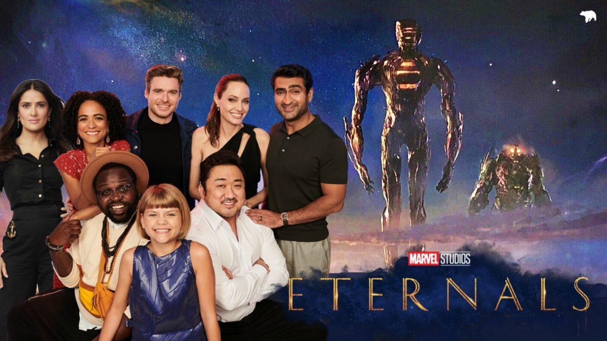 อัพเดทข่าวหนัง อีเทอร์นัล Eternals จากงานคอมิคคอน