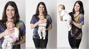 เทคนิคอุ้มเด็กทารก สุดมหัศจรรย์ หยุดร้องไห้ ทันที