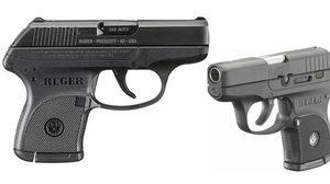 Ruger LCP รุ่นปืนของวิศวกร ที่กำลังเป็นข่าวอยู่ในขณะนี้