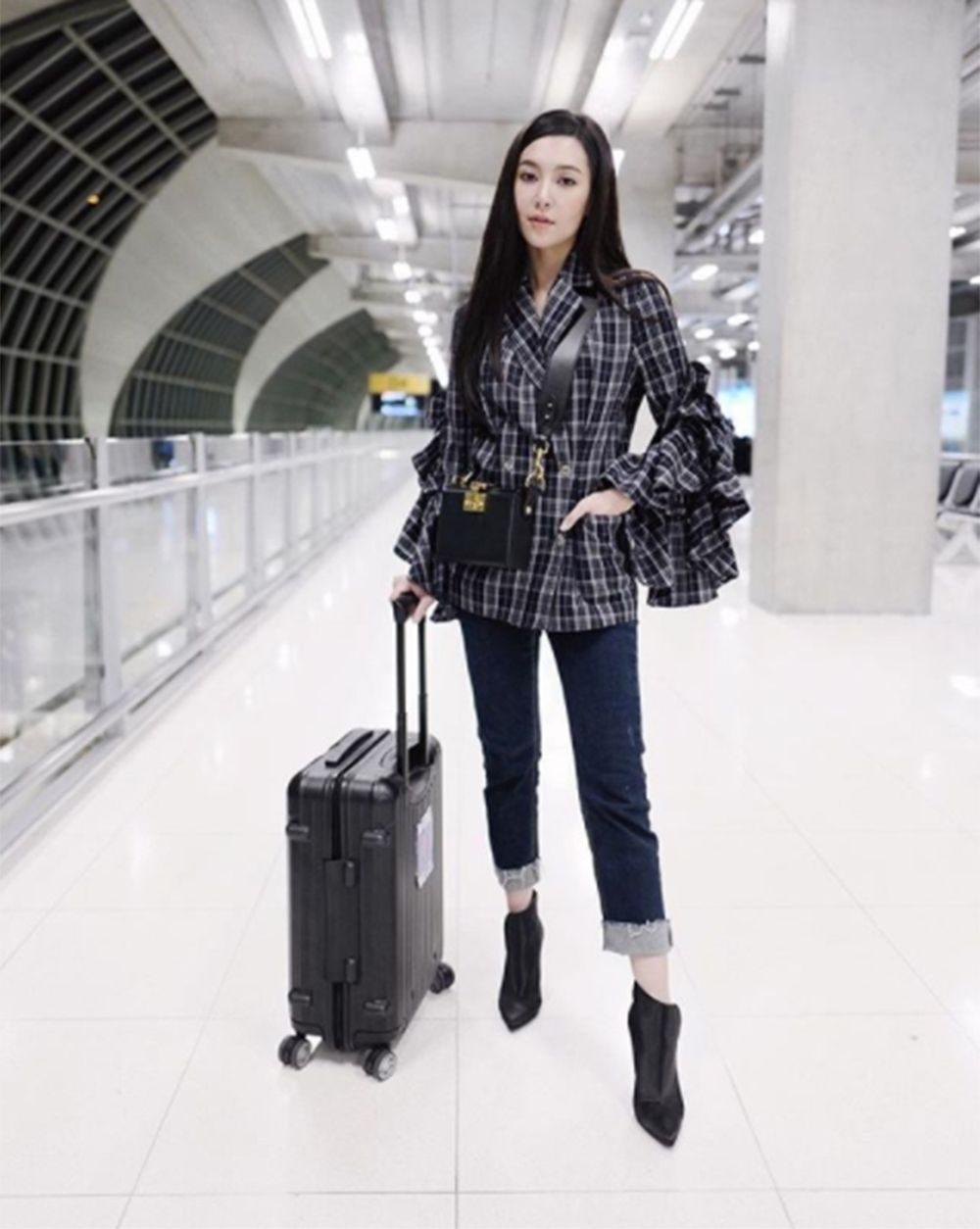 แฟชั่นสนามบิน