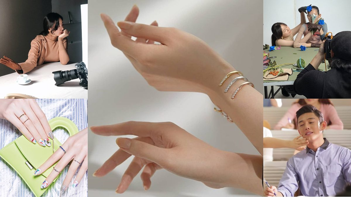มือสวยก็รวยได้! รู้จักอาชีพ Hand Model นางแบบมือ สแตนด์อินมือดาราคนดัง