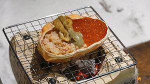 Genshiyaki เจ้าตำรับซีฟู้ดฮอกไกโด นั่งบนเสื่อ ชมเชฟปรุงอาหารสไตล์ญี่ปุ่นแท้ๆ