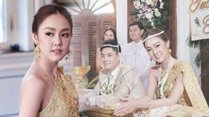 คู่เลิฟน่ารัก ตูน-ทิชา จัดงานแต่งรอบแรก – งดงามอย่างไทย!