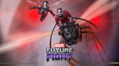MARVEL FUTURE FIGHT เปิดตัว Ant-Man and The Wasp