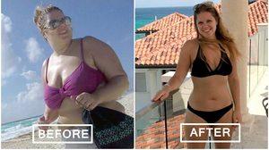 แค่เลิกกินช็อกโกแลต ลดน้ำหนัก ได้ถึง 40กก. กู้หุ่นพัง สุขภาพดี ผิวสวยขึ้นเป็นกอง