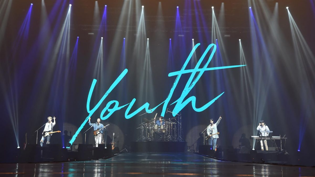 "DAY6 โชว์กระหึ่ม! ""DAY6 1ST WORLD TOUR 'YOUTH' IN BANGKOK"""