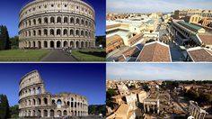 เปลี่ยนไปแค่ไหน? เปรียบเทียบ สถาปัตยกรรมโรมัน โบราณกว่า 2000 ปี กับ ในปัจจุบัน