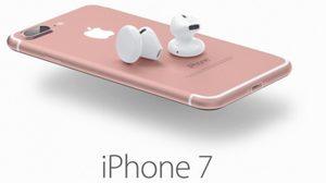 คดีพลิก!! หูฟัง iPhone 7 จะไม่มาพร้อมพอร์ต Lighting ตามที่คาดการณ์กัน