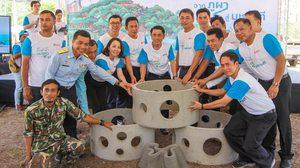 เอสซีจี ผสานพลังชุมชน สานต่อโครงการ รักษ์น้ำ จากภูผา สู่มหานที ใน จ.ตรัง