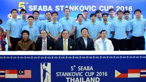 5 ทีมชาติ พร้อมลุยศึกยัดห่วงชิงแชมป์อาเซียน Stankovic Cup 2016