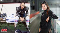 น้ำตาล วิลาสินี นักกีฬาทีมชาติ ที่ไม่ได้มีแต่ความสามารถอย่างเดียว เธอยังสวยและน่ารักสุด ๆ