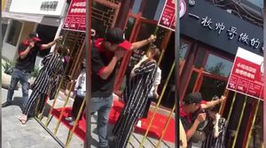 ร้านอาหารจีนไอเดียเจ๋ง ถ้าใครผอมหุ่นดี เข้าร้านมา จะได้อาหาร และ เบียร์ฟรี