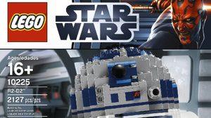 เลโก้ Star wars อาร์ 2-ดี 2