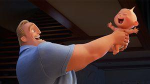 หม่าม้าขอลุยเดี่ยว!! ป่าป๊าเลี้ยงลูกอยู่บ้าน ในตัวอย่างล่าสุดจาก Incredibles 2