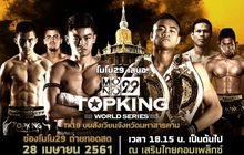 MONO29 TOPKING WORLD SERIES 2018 (TK 19)