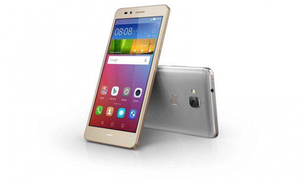 Huawei GR5 front-back