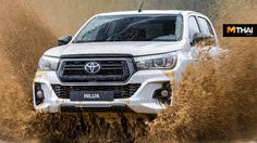 Toyota Hilux 2019 Special Edition จ่อเปิดตัวที่อังกฤษ ขายจริงส.ค.
