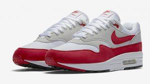 Nike Air Max 1 Anniversary ฟื้นตำนานไอคอนสุดคลาสสิค ที่ยังคงดีไซน์แบบดั้งเดิม