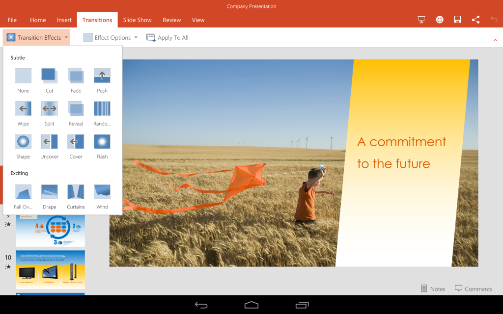 PowerPoint-for-Android-Preview-3-1024x640