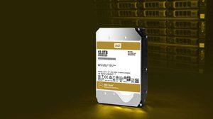 WD Gold ฮาร์ดดิสก์ความจุ 12TB ที่ถูกออกแบบมาเพื่องานข้อมูลบิ๊กดาต้า
