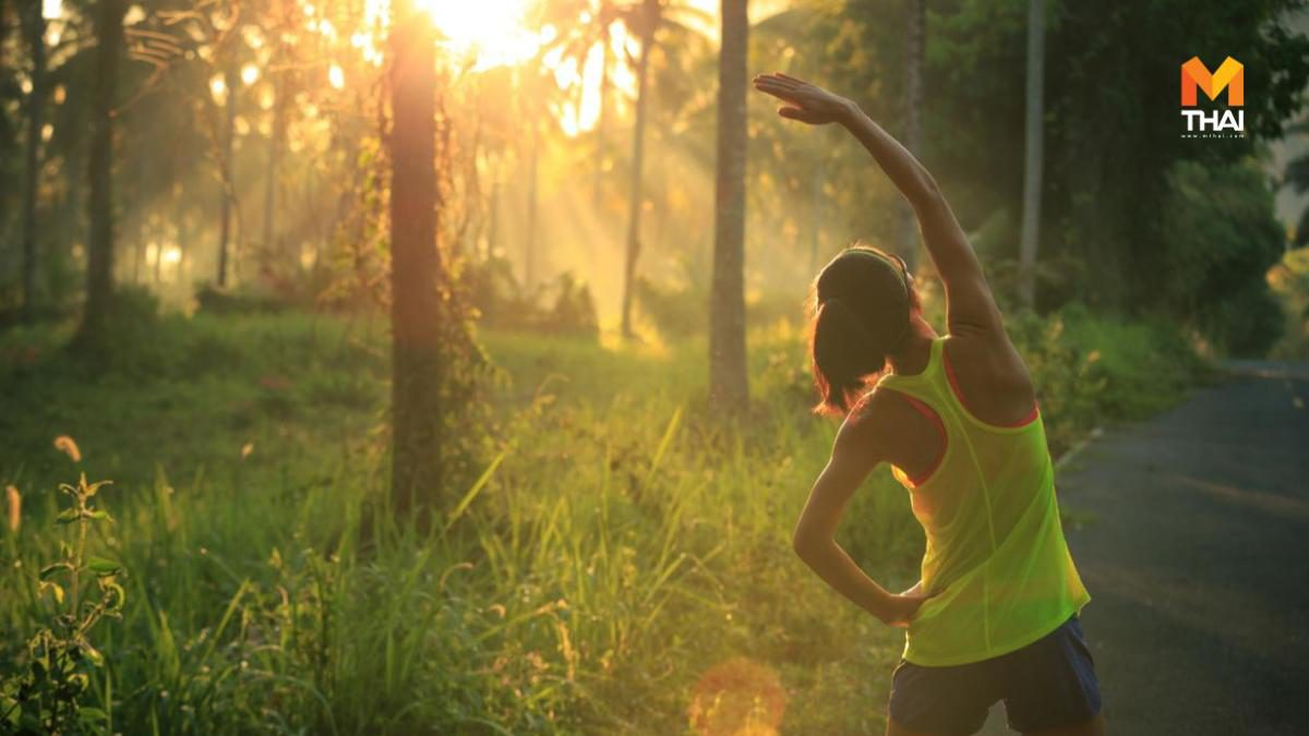 แชร์เทคนิค ตื่นเช้าไปวิ่ง ให้รู้สึกสดชื่น ไม่เพลียระหว่างวัน