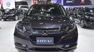 Honda HR-V โฉมใหม่มาแน่ วางแผนเปิดตัวต้นปี 2018