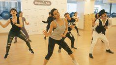คาดิโอ ด้วยการเต้น สไตล์ วาววา ณิชารีย์ สนุกได้สุขภาพ