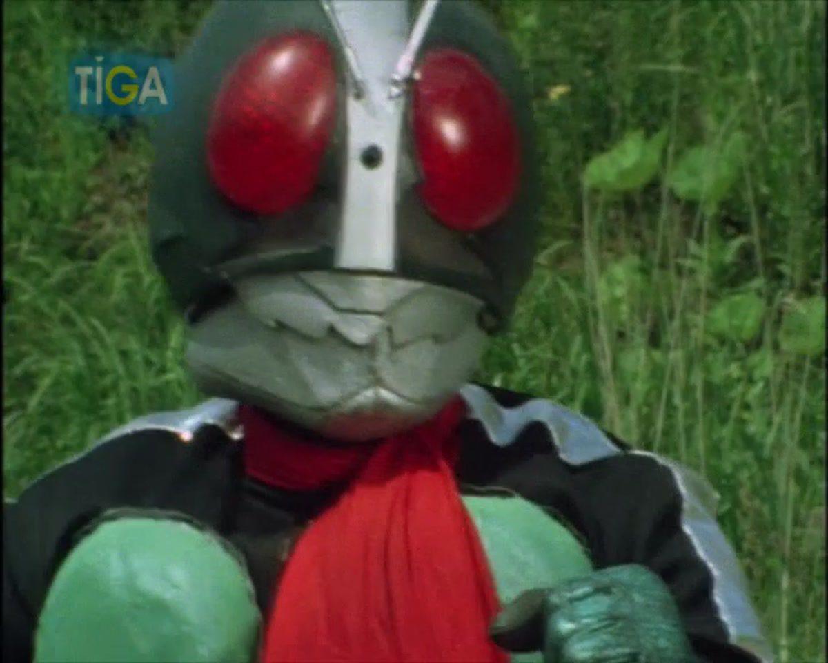 Masked Rider ตอนที่ 23-3