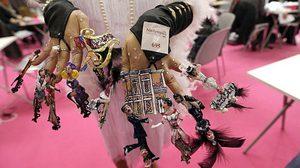 การแข่งขันศิลปะบนเล็บมือ สาดใส่ไอเดียตระการตา ใน Nailympics 2014