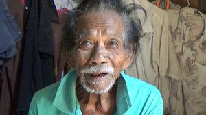 วอนช่วยคุณตาวัย 78 ปี ไม่มีบัตรประชาชน นอนป่วยอยู่ตามลำพัง